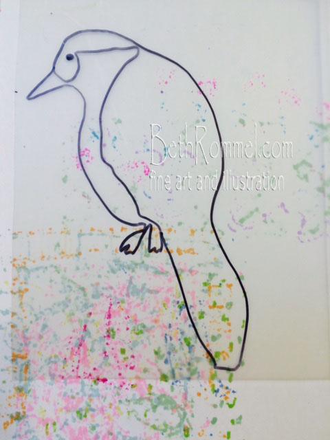 Bird One Liner