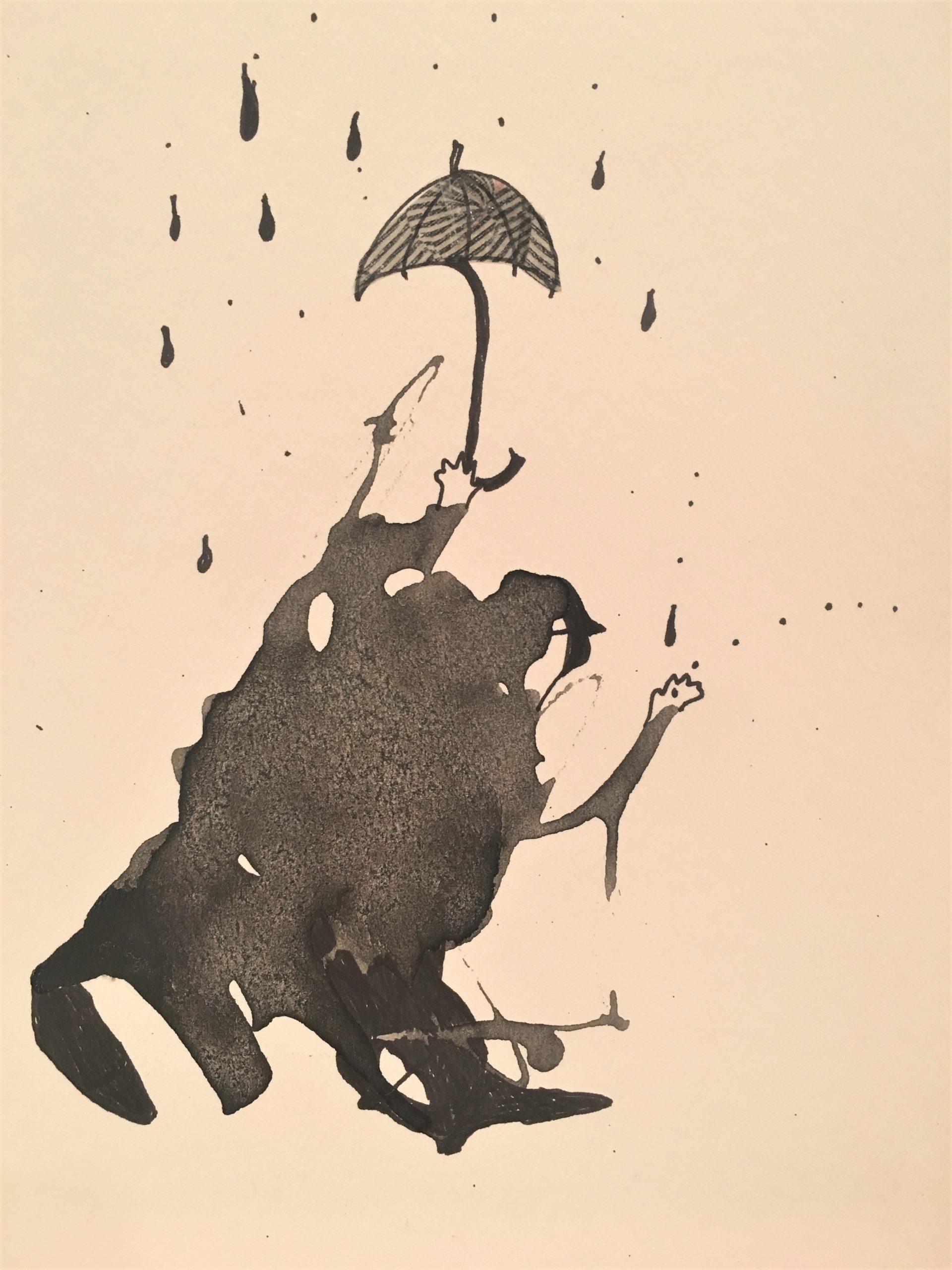 Still Raining - Sold