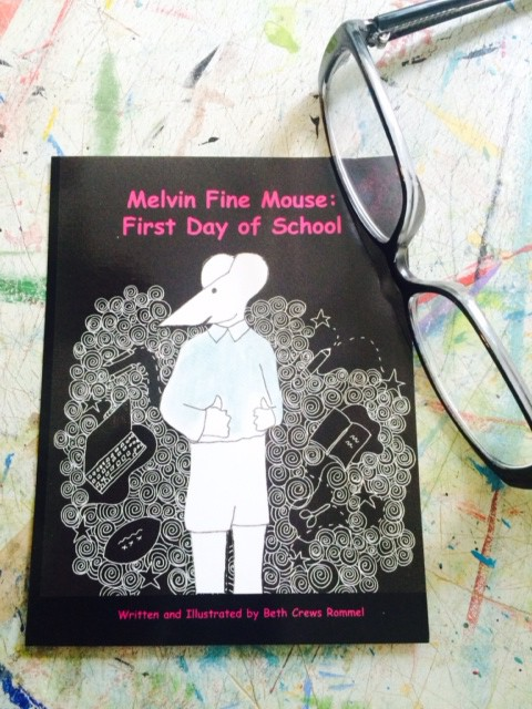 Melvin Fine Mouse