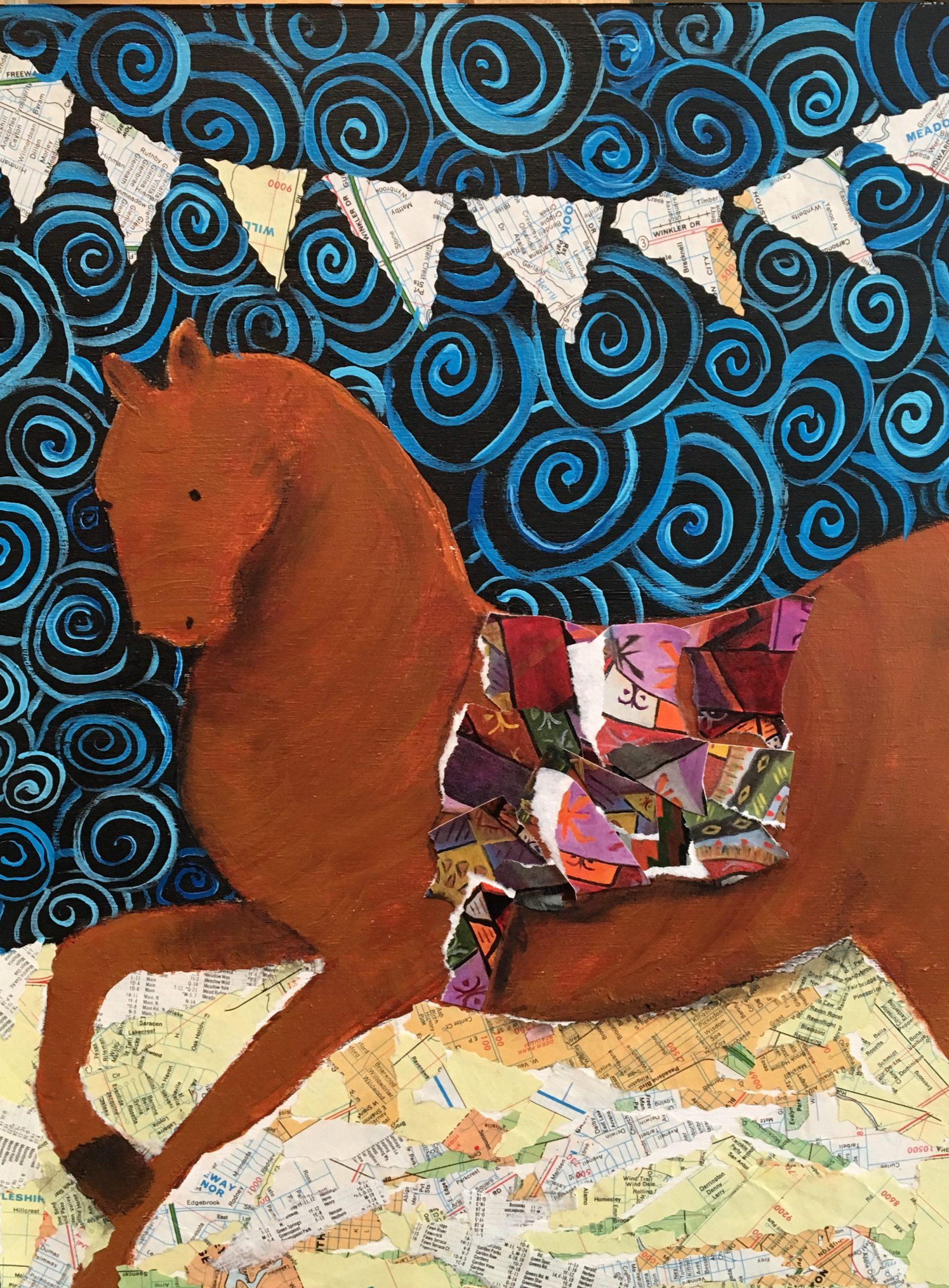 Children's Circus Pony