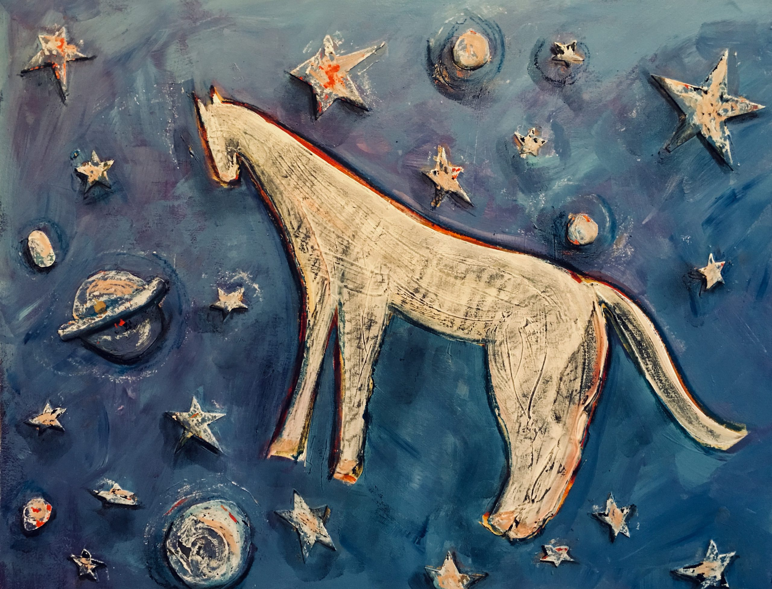 Children's Star Horse
