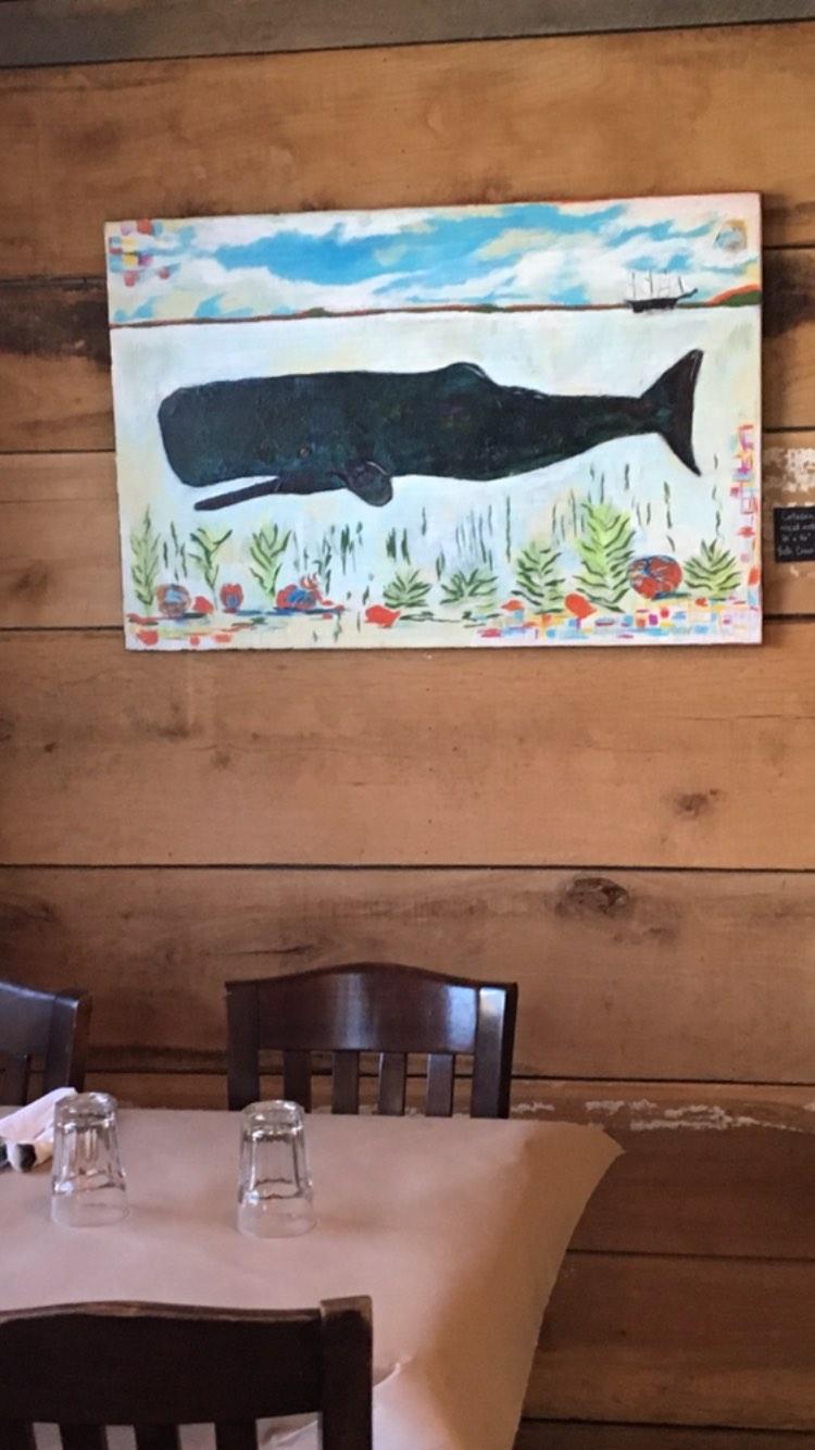 Whale In Situ